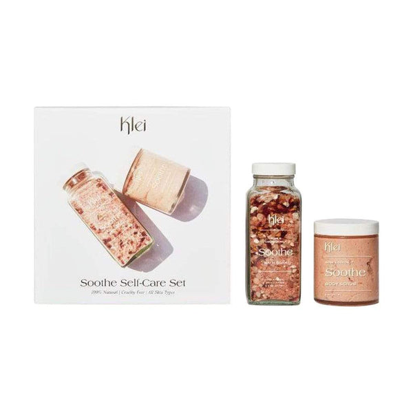 Klei Beauty Gift Sets Soothe Self-Care Set