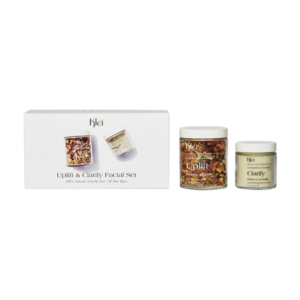 Klei Beauty Gift Sets Uplift & Clarify Facial Set