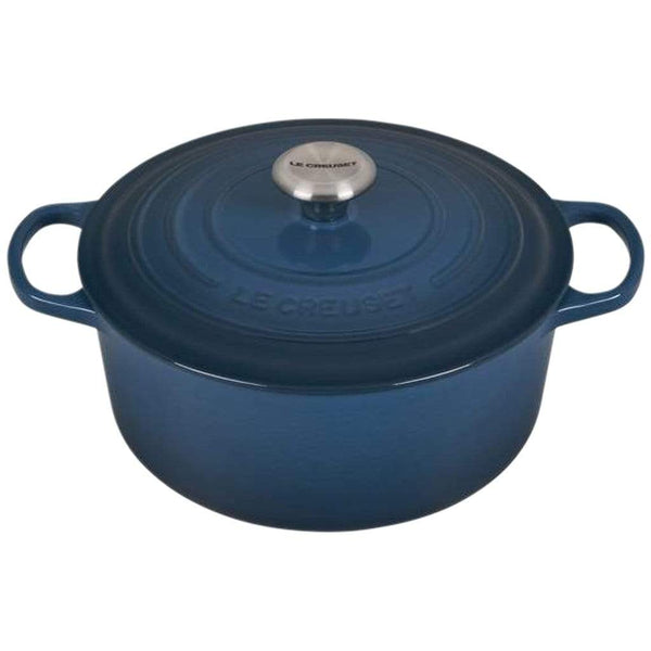 Le Creuset Cookware Deep Teal Signature 5.5-Qt. Round Dutch Oven