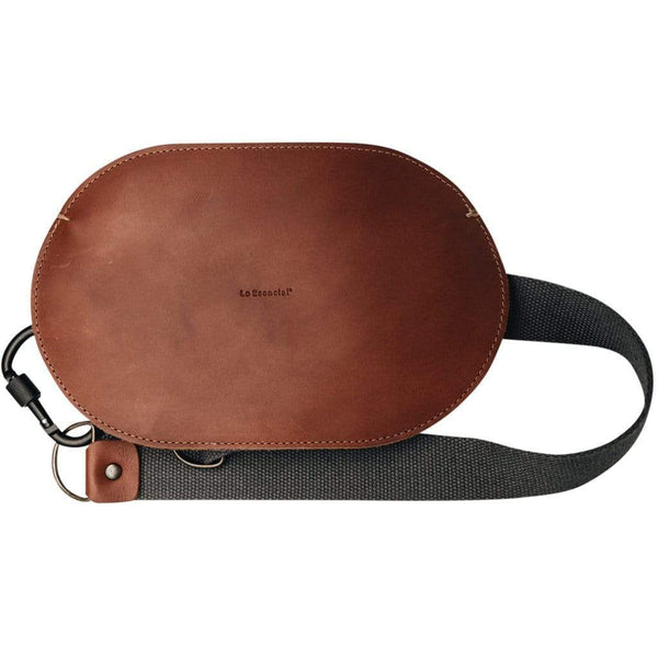 Lo Esencial Crossbody Bags Clásico Neutral Handcrafted Leather Fanny Pack