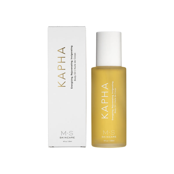 M.S Skincare Body Kapha Energizing Body Oil