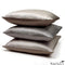 Michele Varian Cushions & Throws Silk Print Pillow Balance Study No 3