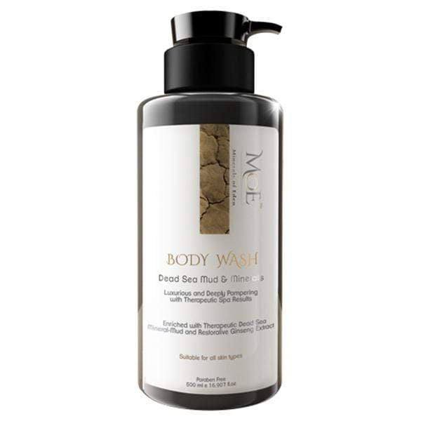 Minerals of Eden Body Dead Sea Mineral Body Wash