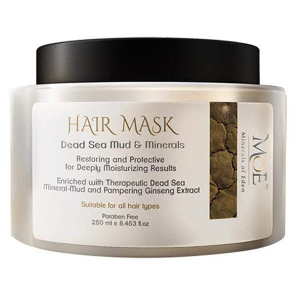 Minerals of Eden Hair Clarifying & Volumizing Hair Mask