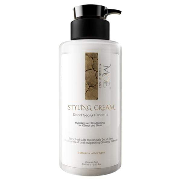 Minerals of Eden Hair Clarifying & Volumizing Leave-In Styling Cream
