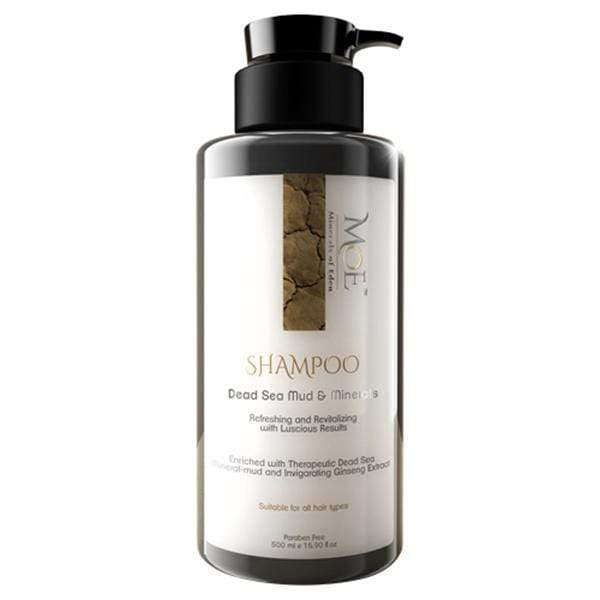 Minerals of Eden Hair Clarifying & Volumizing Shampoo