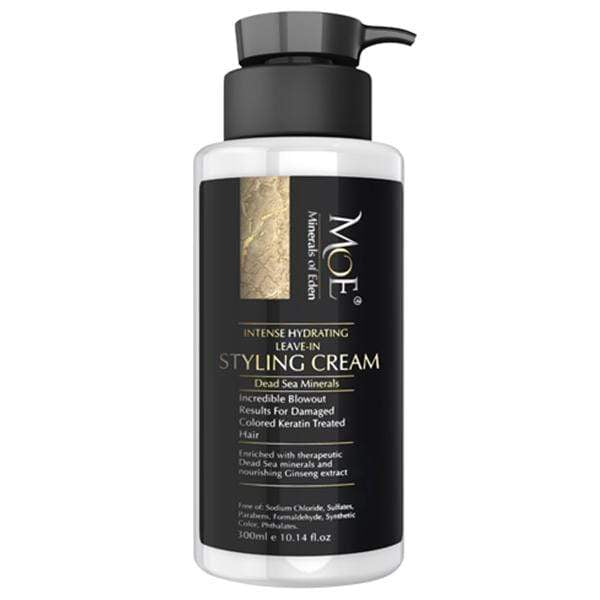 Minerals of Eden Hair Instant Revive Leave-In Styling Cream
