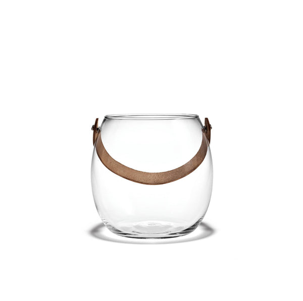 NORMODE Decor Holmegaard Design with Light Pot, Clear