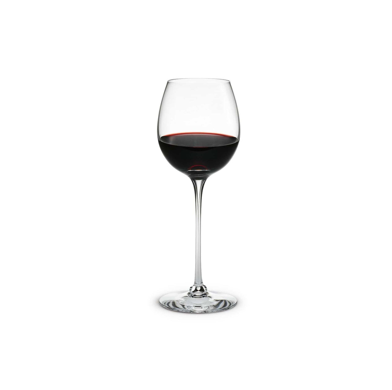 NORMODE Glassware Holmegaard Fontaine Burgundy Glass