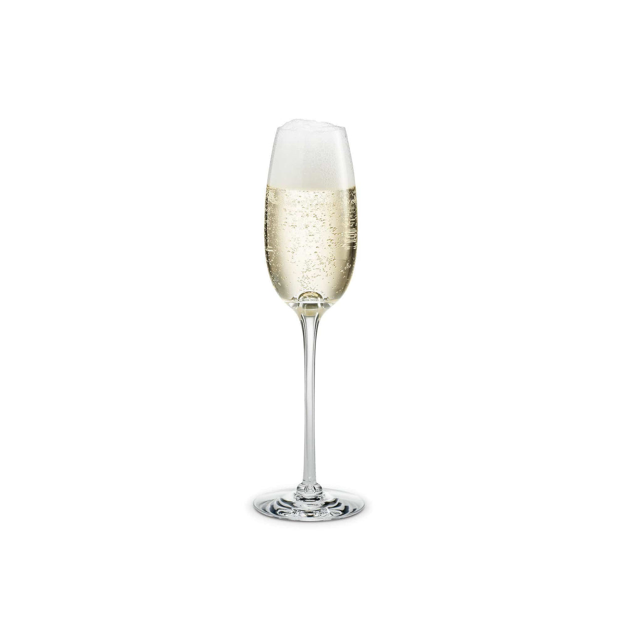 NORMODE Glassware Holmegaard Fontaine Champagne flute