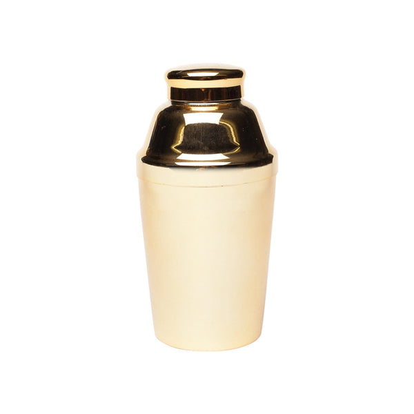 ODEME Barware Gold Cocktail Shaker