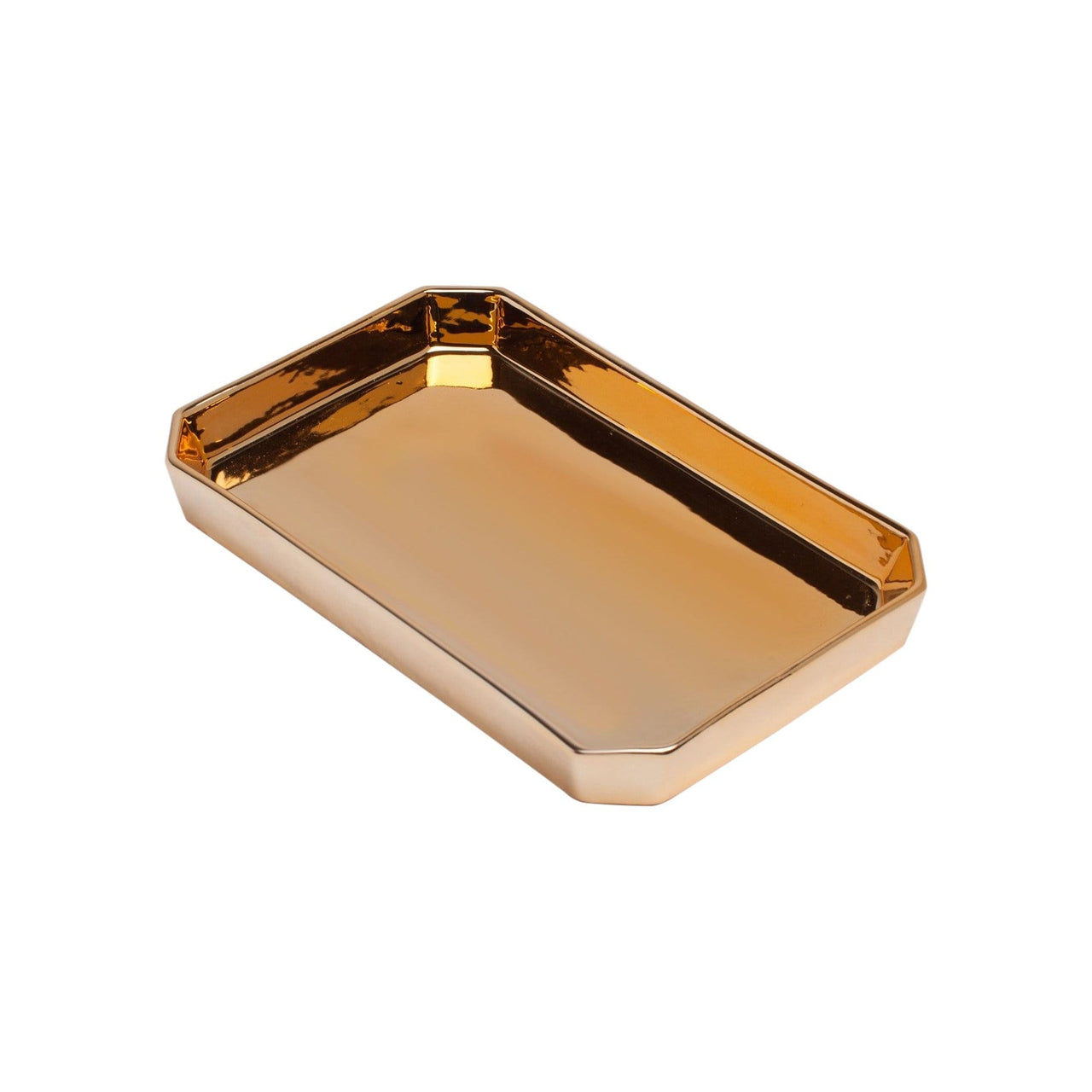 ODEME Home Accessories Gold Catchall