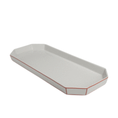 ODEME Home Accessories Pink Edge Boudoir Tray