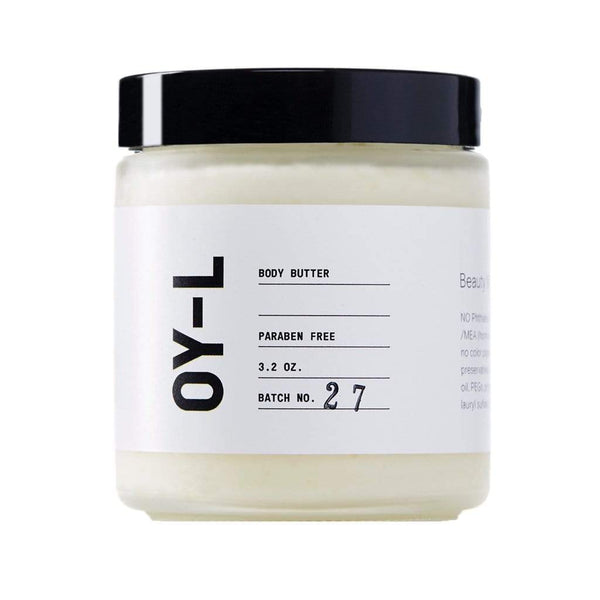 OY-L Body Lemon Mint / 3.2oz Body Butter