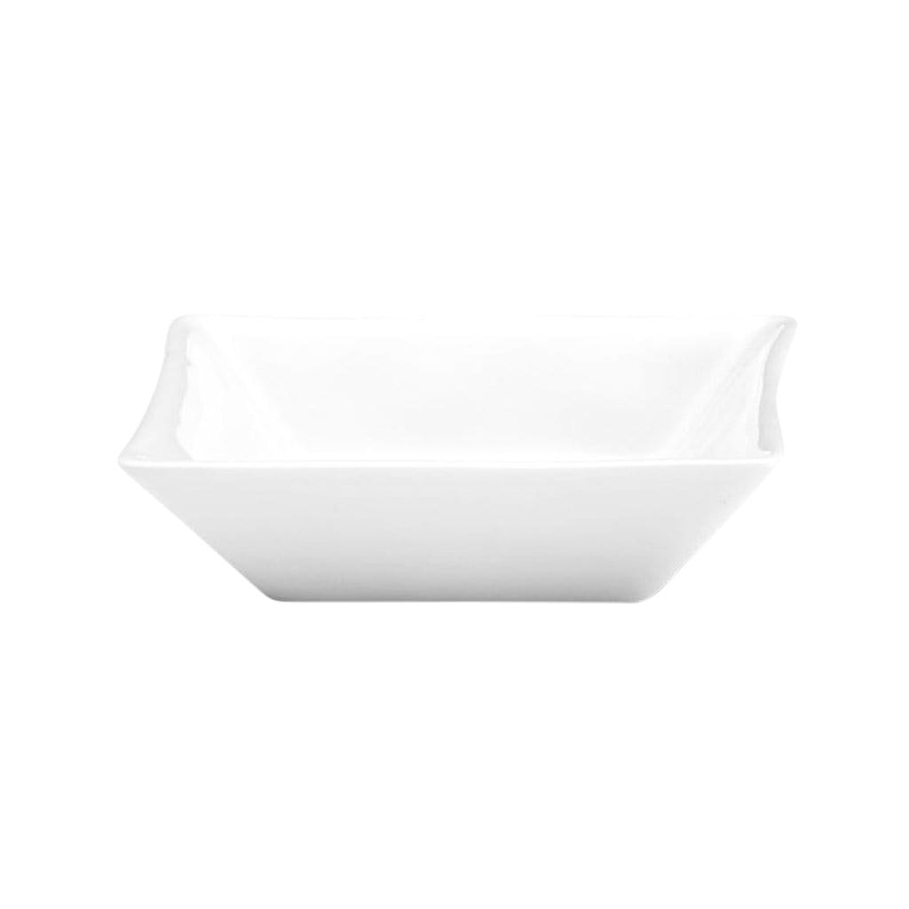 Pillivuyt Plates & Bowls Quartet Rimless Bowls, Set of 4