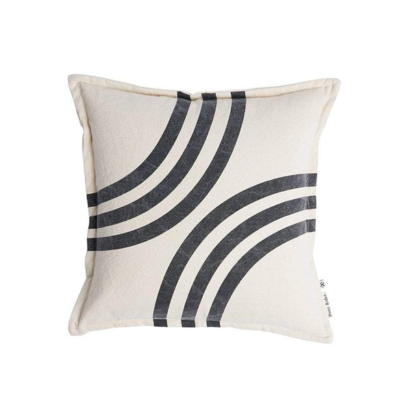 Pony Rider Home Decor River Bends Cotton Cushion Cover