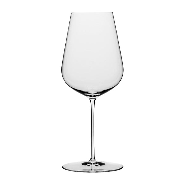 Richard Brendon Barware Mouth-Blown Wine Glass