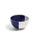Richard Brendon Tabletop Cobalt Dip Creamware Cereal Bowl