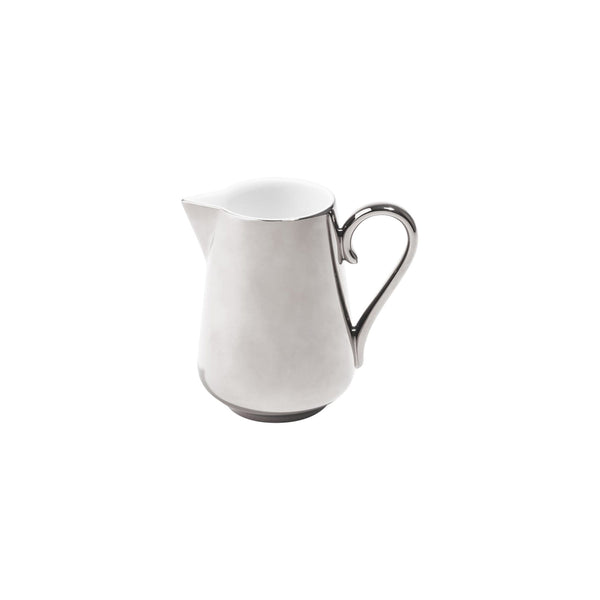 Richard Brendon Tabletop Reflect Platinum Milk Jug
