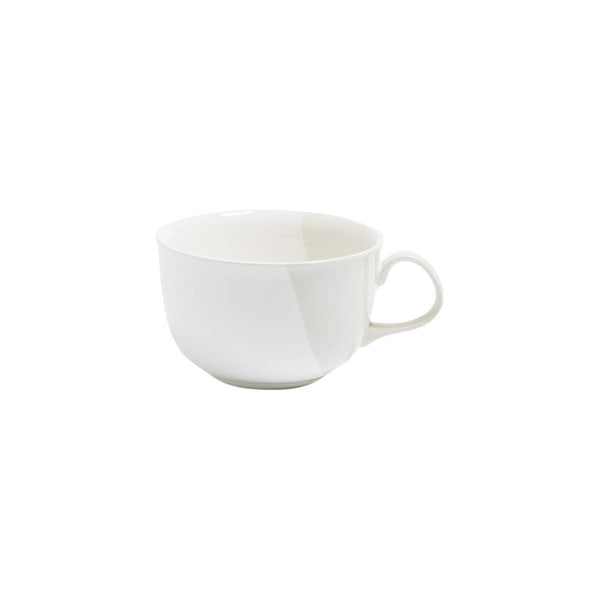 Richard Brendon Tabletop White Dip Creamware Cappuccino Cup