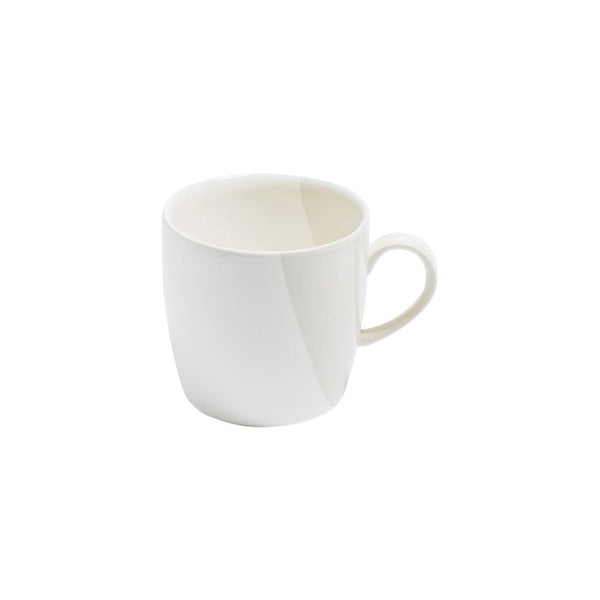 Richard Brendon Tabletop White Dip Creamware Mug