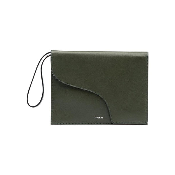 RUSKIN Handbags & Clutches Birch Camille Clutch