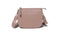 RUSKIN Shoulder, Crossbody & Belt Bags Dusty Pink Bennet Saddle Bag