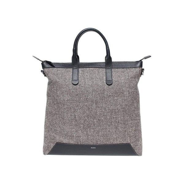 RUSKIN Tote Bags Black Quentin Tote