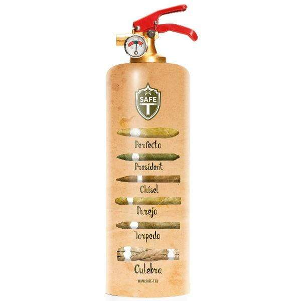 Safe-T Home Accessories Cigars Designer Fire Extinguisher
