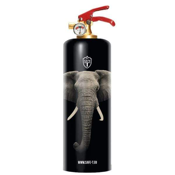 Safe-T Home Accessories Elephant Designer Fire Extinguisher
