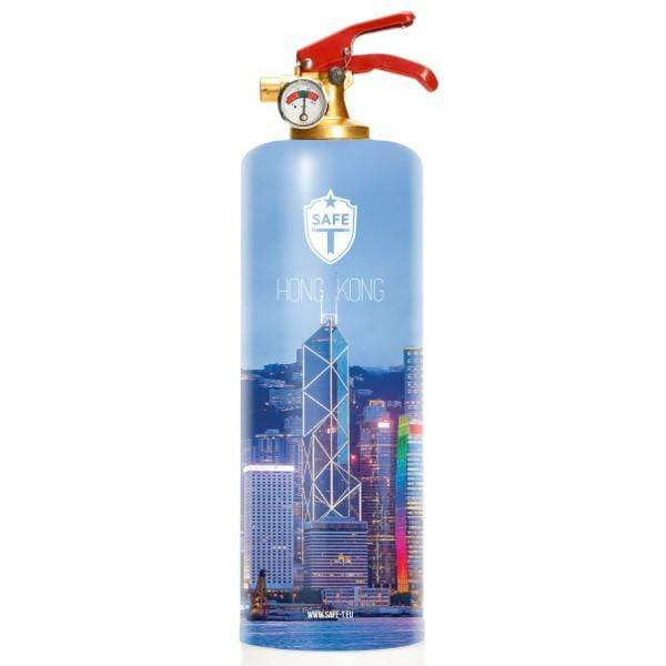 Safe-T Home Accessories Hong Kong Designer Fire Extinguisher