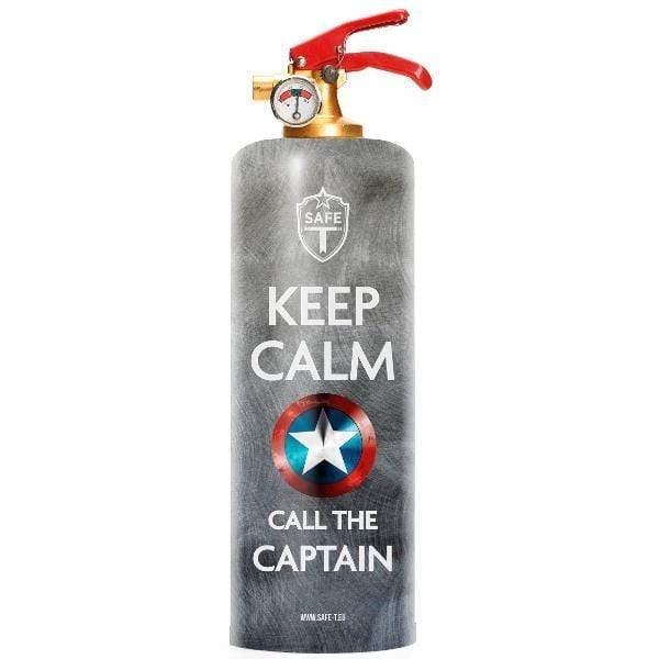 Safe-T Other Accessories Captain Designer Fire Extinguisher
