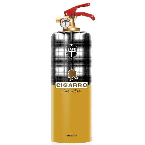 Safe-T Other Accessories Cohiba Designer Fire Extinguisher
