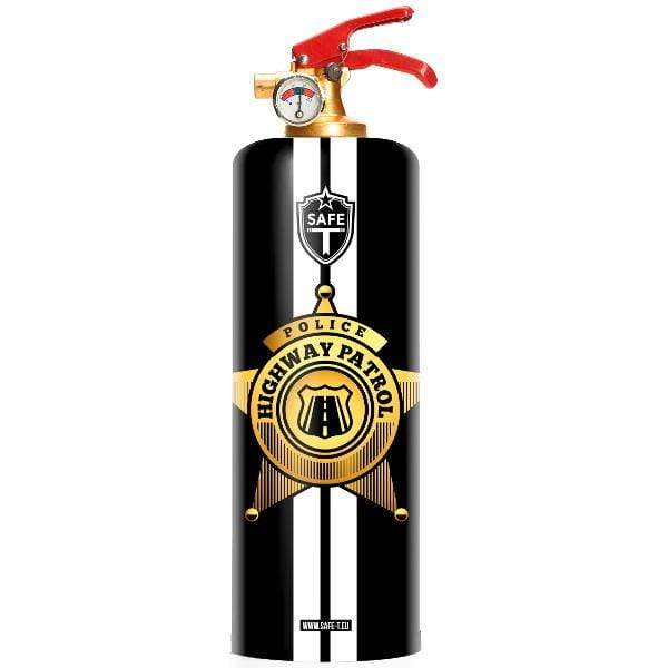 Safe-T Other Accessories Highway Patrol Fire Extinguisher