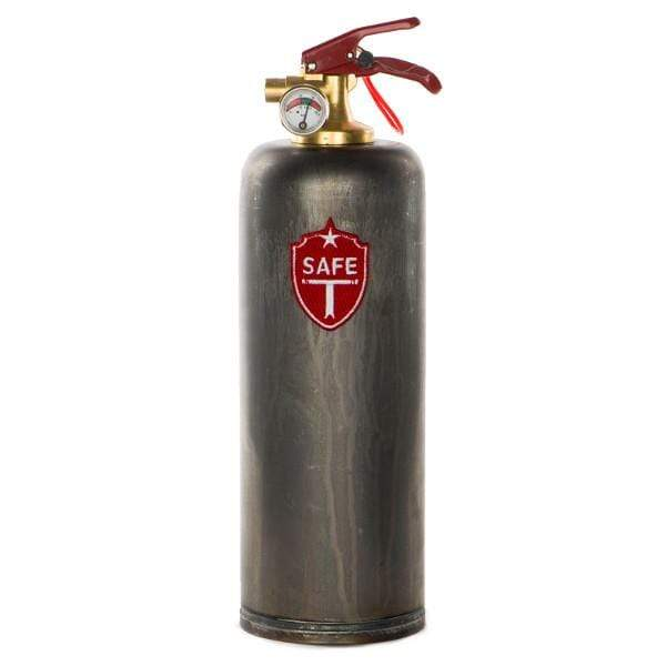 Safe-T Other Accessories Raw Designer Fire Extinguisher