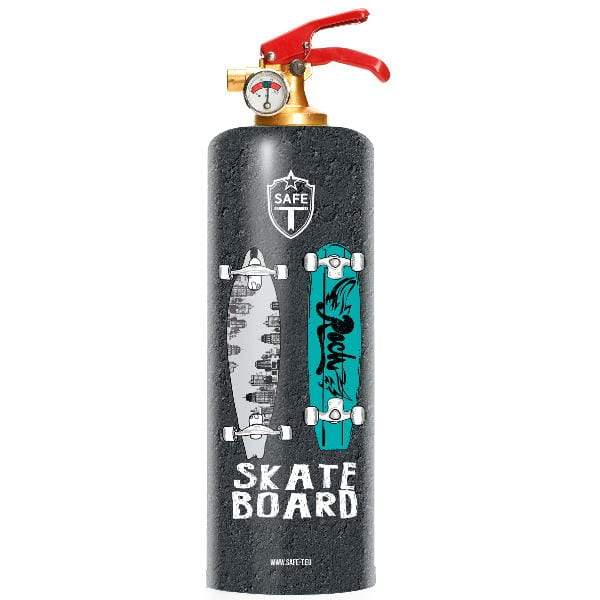 Safe-T Other Accessories Skate Board Designer Fire Extinguisher