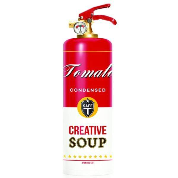 Safe-T Other Accessories Soup Designer Fire Extinguisher