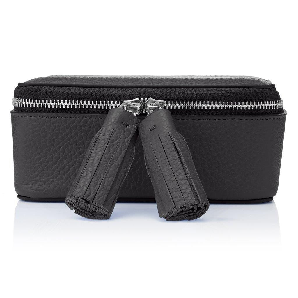Sarah Haran Jewellery Box Black / Silver Jewelry Box