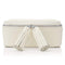 Sarah Haran Jewellery Box Off White / Silver Jewelry Box