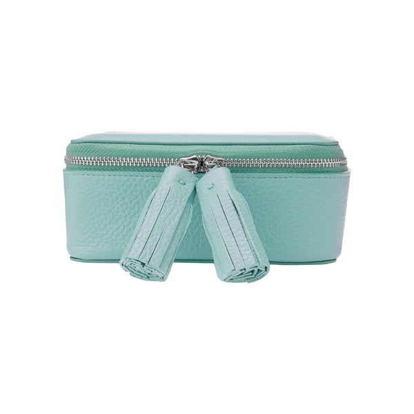 Sarah Haran Jewellery Box Tiffany Mint / Silver Jewelry Box