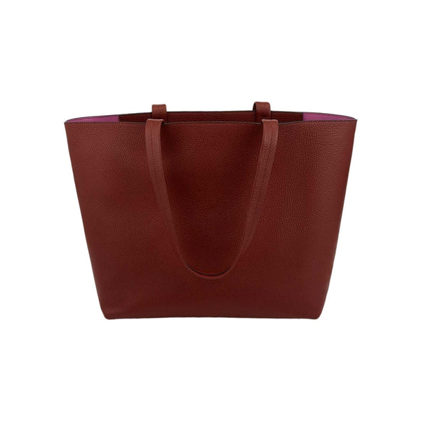 Sarah Haran Organiser Tote Burgundy Michelle Carryall Tote with Organizer