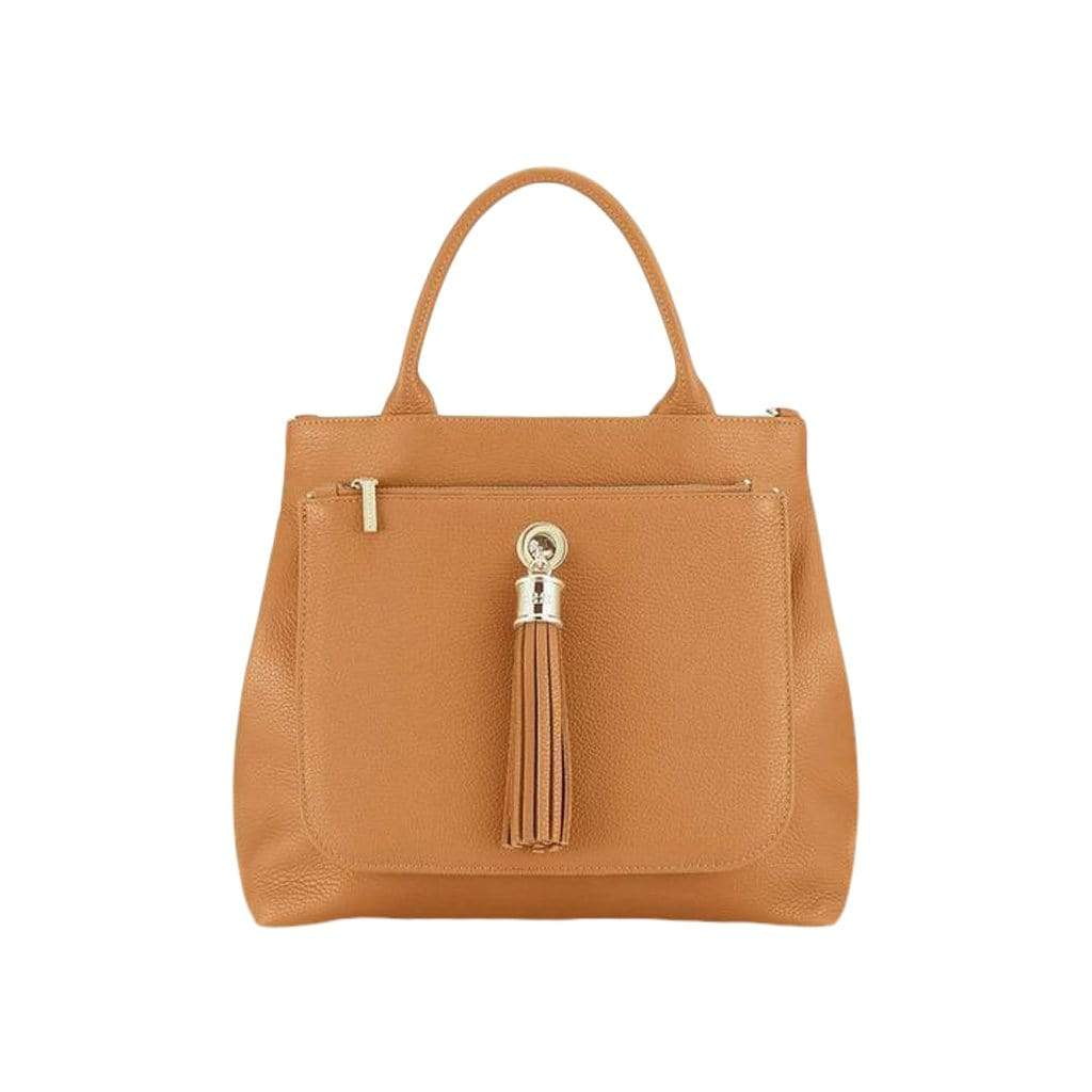 Sarah Haran Tote Bags Dahlia 2-in-1 Leather Tote