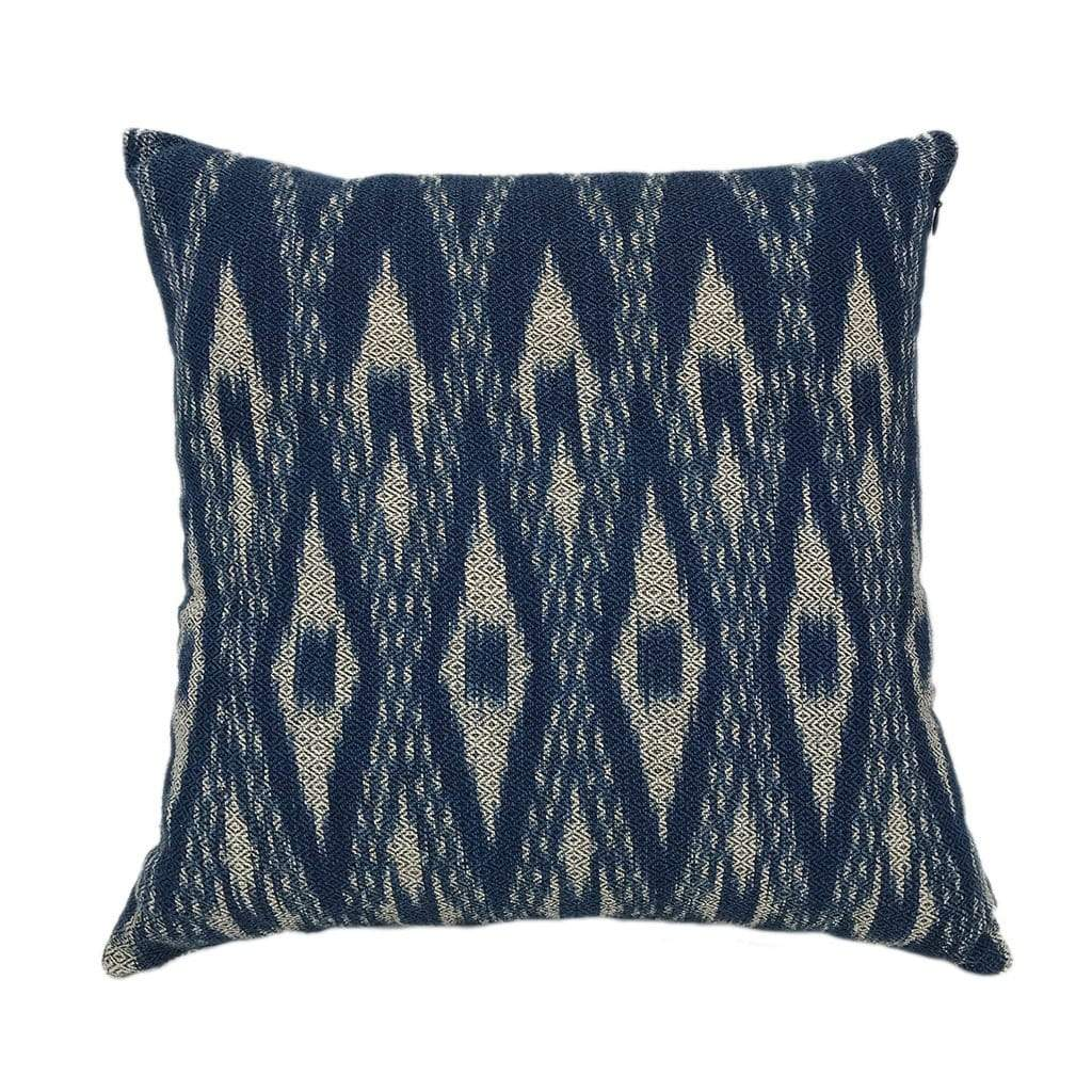 Slate & Salt Cushions & Throws Eye Indigo Pillow Cover