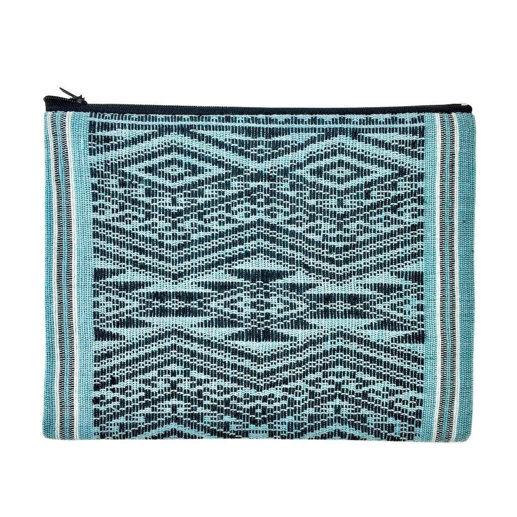 Slate & Salt Handbags & Clutches Ocean Tribal Clutch