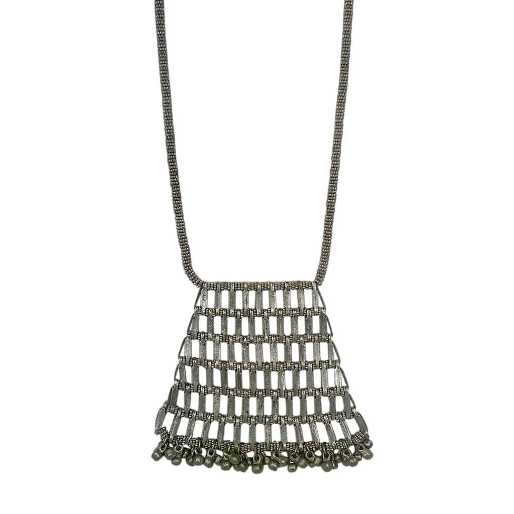 Slate & Salt Necklaces Katha Pyramid Necklace