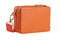 STOW Shoulder, Crossbody & Belt Bags Amber Orange Namib Leather Belt Bag