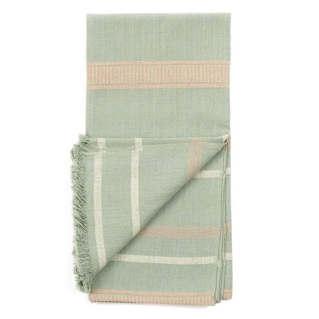 Studio Variously Home Decor Sage Throw