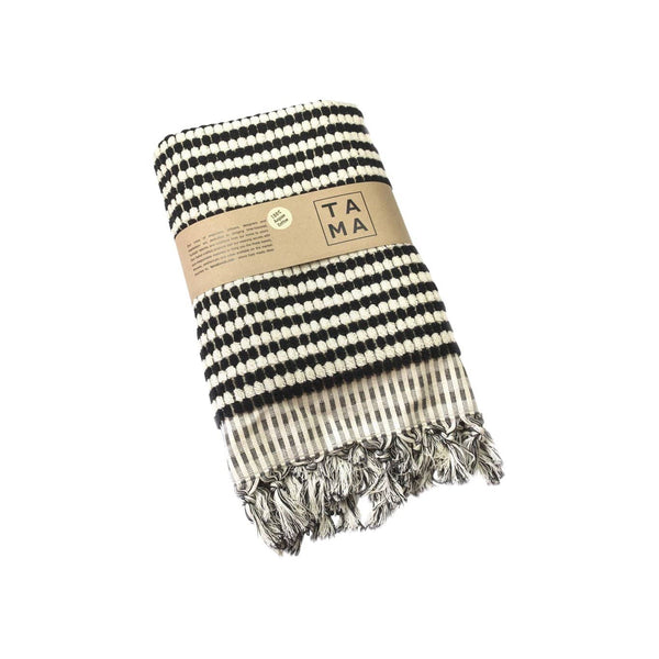 TAMA TOWELS Bath & Beach Checker Towel