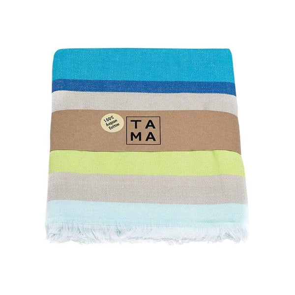 TAMA TOWELS Bath & Beach Rudo Peshtemal
