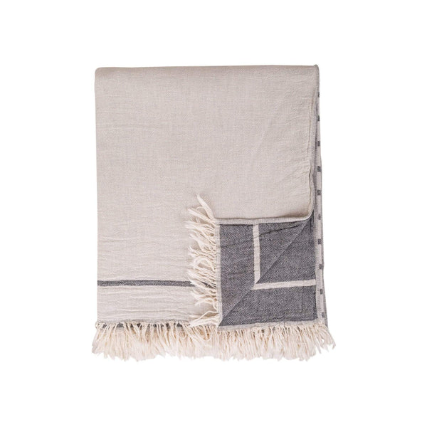 TAMA TOWELS Cushions & Throws Nomad Throw